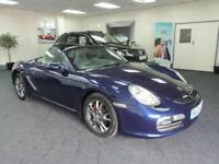 2005 PORSCHE BOXSTER 24V + FULL HISTORY + BIG SPECIFICATION + CONVERTIBLE PETROL