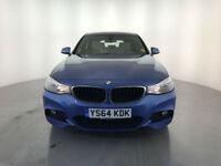 2014 64 BMW 318D M SPORT GT DIESEL 1 OWNER SERVICE HISTORY FINANCE PX WELCOME