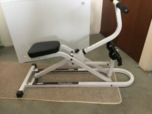 Reduced Price- Sportec Gravity Glider for Rowing Practice, etc.