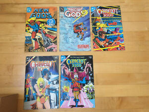 DC Marvel Comics lot