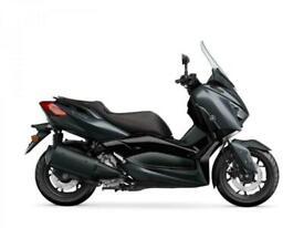 YAMAHA XMAX 300 TECH MAX, 21 REG 0 MILES, POWER BLACK YP300RA SP 300cc SCOOTE...