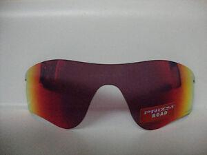 Oakley Radarlock prizm lenses field and road
