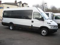IVECO DAILY 17 SEAT WHEELCHAIR ACCESSIBLE DISABILITY MINIBUS COIF TACHOGRAPH PSV