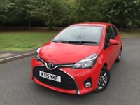 TOYOTA YARIS ICON AUTOMATIC --- SUPER LOW MILEAGE --- LONG MOT --- IDEAL FIRST CAR --- FREE DELIVERY