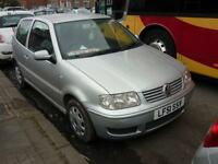 Volkswagen Polo S 3dr PETROL AUTOMATIC 2001/51