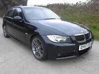 2007 BMW 330 3.0TD d M Sport