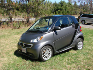 2013 Smart Fortwo Coupe (2 door)