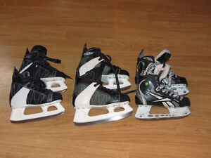 Patins hockey ou pour patinage libre