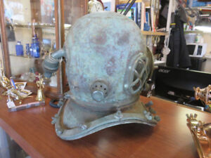 Original Japanese Diving Helmet