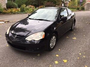 2002 ACURA RSX ** COUPE SPORT ** AUTOMATIQUE
