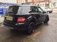 """2006 MERCEDES ML280 CDI 7G SPORT! FULL SERVICE HISTORY..22"""" AMG BLACK ALLOWS, GREAT CONDITION!!!"""