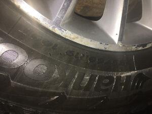 Winter tires 255/60R19