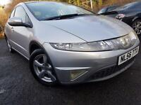 HONDA CIVIC 56 REG++FANTASTIC DRIVER++MOT DEC 17++