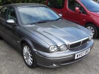 2007 07 Jaguar X-TYPE 2.0D 2006MY Classic