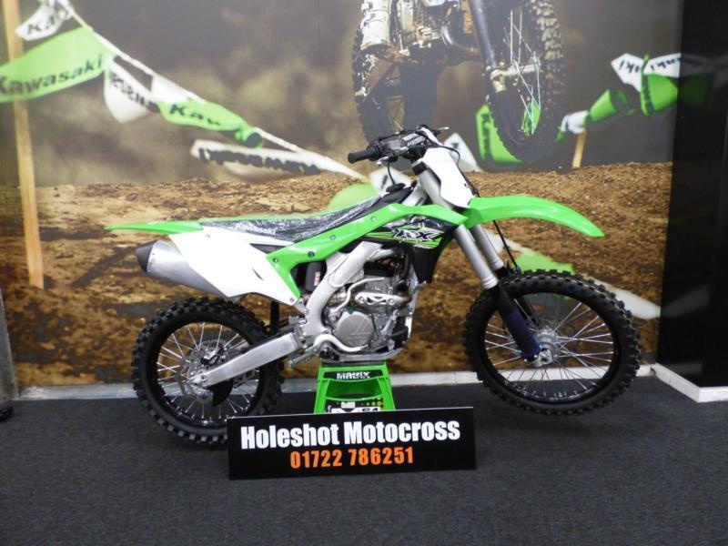 2017 Kawasaki KX250F Brand New Genuine UK Bike Kawasaki main dealer