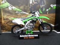 2017 Kawasaki KX250F Brand New Genuine UK Bike Kawasaki main dealer