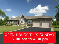 OPEN HOUSE TODAY May 24th 2.00 - 4.00 pm Dunrobin Bungalow