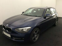 £173 PER MONTH 2010 BMW 118D 2.0 M SPORT 5 DOOR DIESEL MANUAL