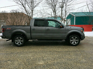 2013 Ford Fx4 5L SAFTIED