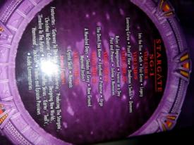Stargate box sets 1/2/3/4