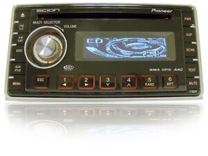 04 05 06 07 08 09 SCION xA xB xD tC Pioneer Radio Stereo MP3 CD Player T1809