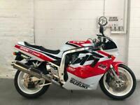 1992 Suzuki GSXR750 GSXR 750cc Oil Cooled Model Original and Clean