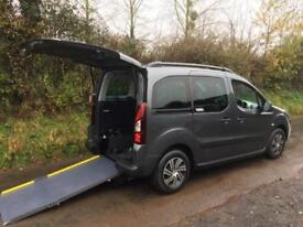 2014 Citroen Berlingo Multispace BERLINGO M SP AIR XTR AUTOMATIC WHEELCHAIR A...