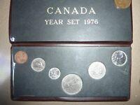 Série 1973 et 1975 pour $ 7.00