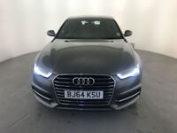 2014 64 AUDI A6 S LINE TDI ULTRA 1 OWNER SERVICE HISTORY FINANCE PX WELCOME