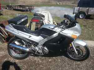 2000 Kawasaki Ninja 250 (Price dropped)