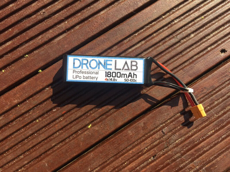 Drone Lab Professional LiPo Battery 1800mAh 4s 50 100c. Drone, RCin Sunderland, Tyne and WearGumtree - Drone Lab Professional LiPo Battery 1800mAh 4s 50 100c.I have used this Lipo once and it was far to heavy for my Vortex.Any questions please ask via eBay messenger or call Ian on 07462897197Customers are reporting longer flight time with Drone Lab...