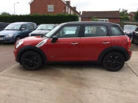 2014 MINI COUNTRYMAN 1.6 Cooper D ALL4 5dr