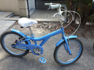 Childrens Bike - girl and boy