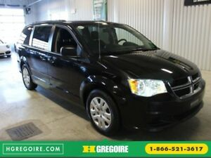 2016 Dodge GR Caravan Sxt Sto-N-Go Gr-Électrique Bluetooth
