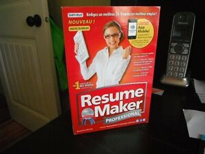 Resume Maker Professional Software