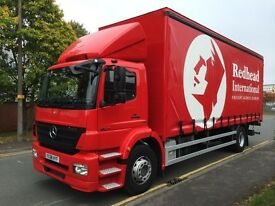 Casual/relief HGV CLASS 2 driver required