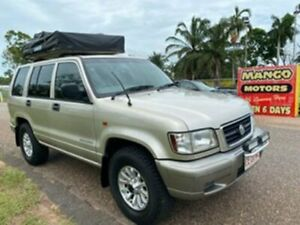 2000 Holden Jackaroo LWB (4x4) Holtze Litchfield Area Preview