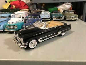 Cadillac 1949 diecast 1/18 die cast
