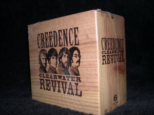 Creedence Clearwater Revival - Coffret 6 cds (2001) (20 Bits)