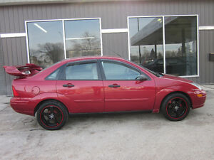 2003 Ford Focus SE Low Km's