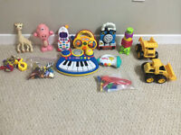 Toys for kids and baby