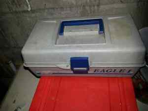 Two tackle box s