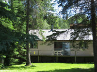 $350/2 nights Lakefront Cottage for 6 Sand Lake Resort