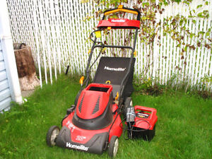 "20"" lawnmower 3 in 1  Homelite Gatineau Ottawa / Gatineau Area image 4"