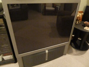 """SONY 42"""" PROJECTION T.V."""