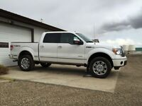 2012 Ford F-150 Platinum EcoBoost 4WD