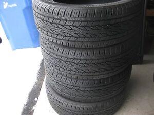 4 pneus NEUFF 275 55 20 CONTINENTAL ÉTÉ FORD 150 RAM