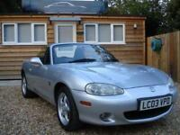 MAZDA MX-5 I 2003 Petrol Manual in Silver