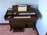 Yamaha electric organ A-55N.B35-N