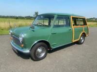 1965 Austin Mini Countryman.